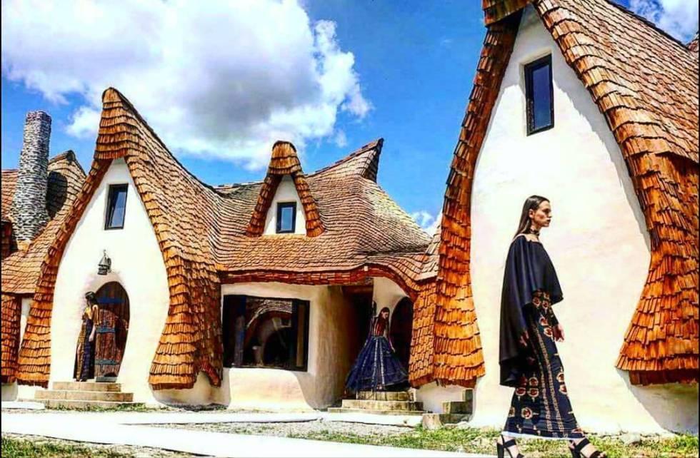 Hobbit Castle