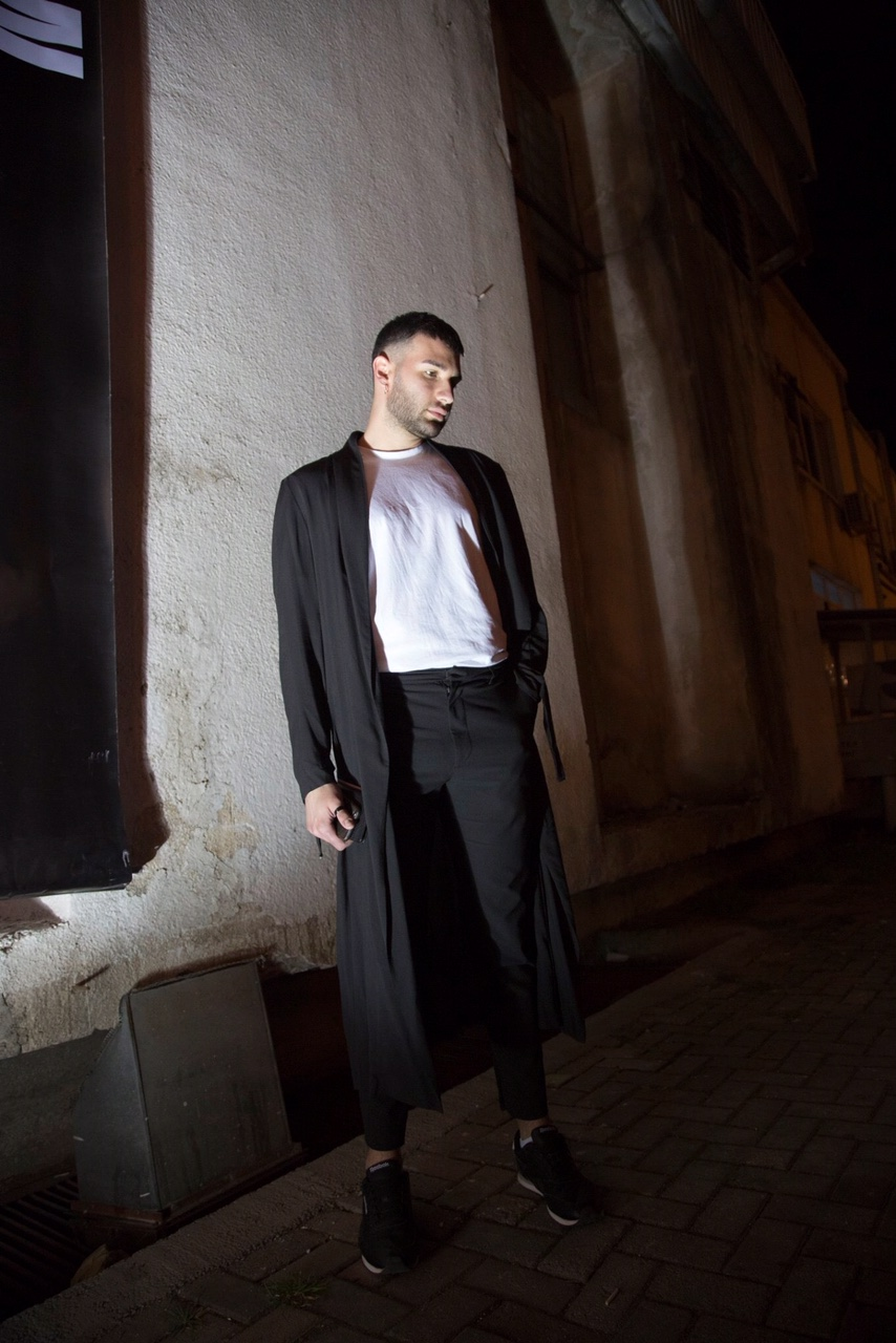 DIMITAR BABKOV, FASHION DESIGNER
