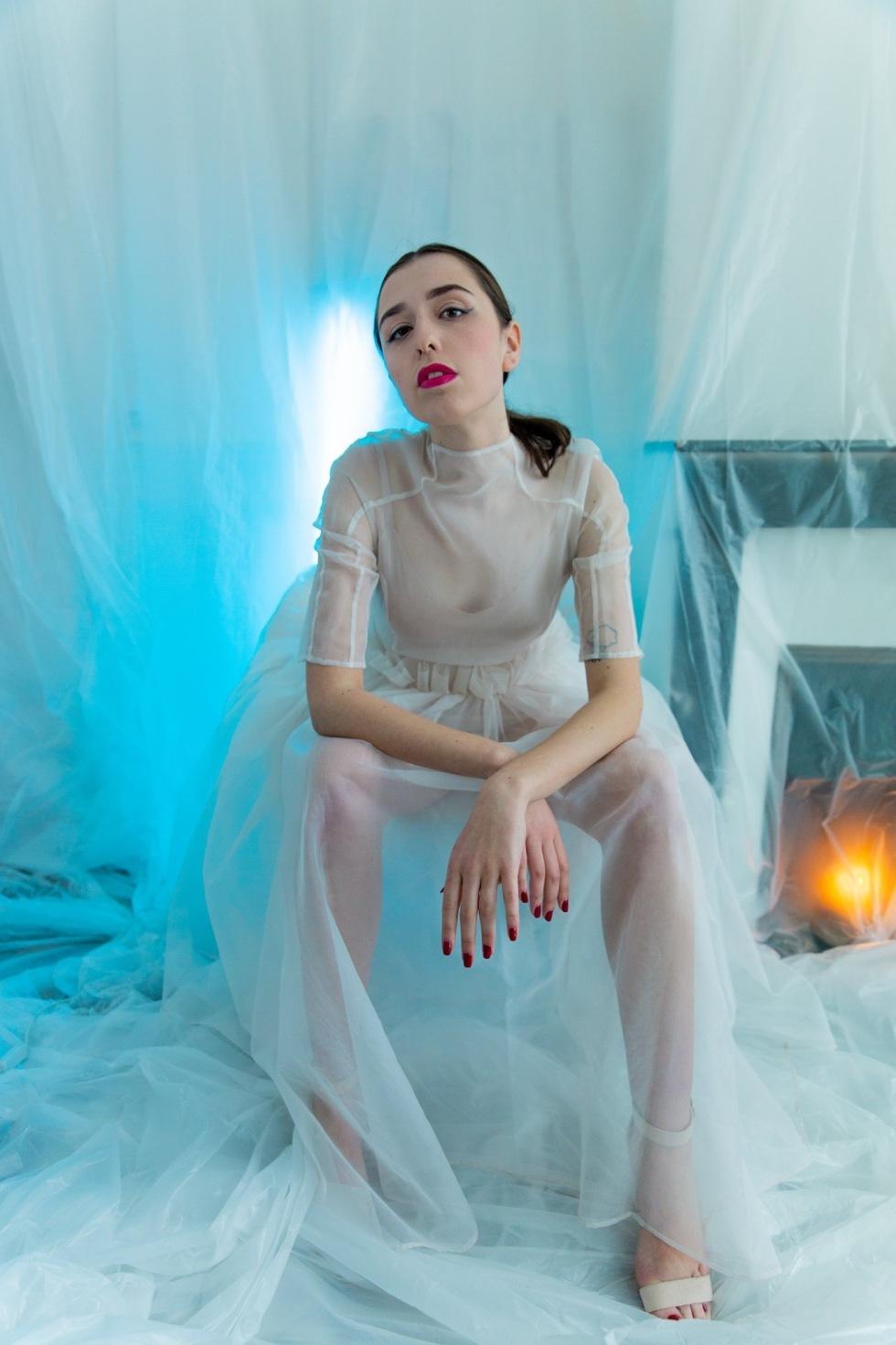 Photographer: Laura Zorman Model: Viktoria Kirkevich